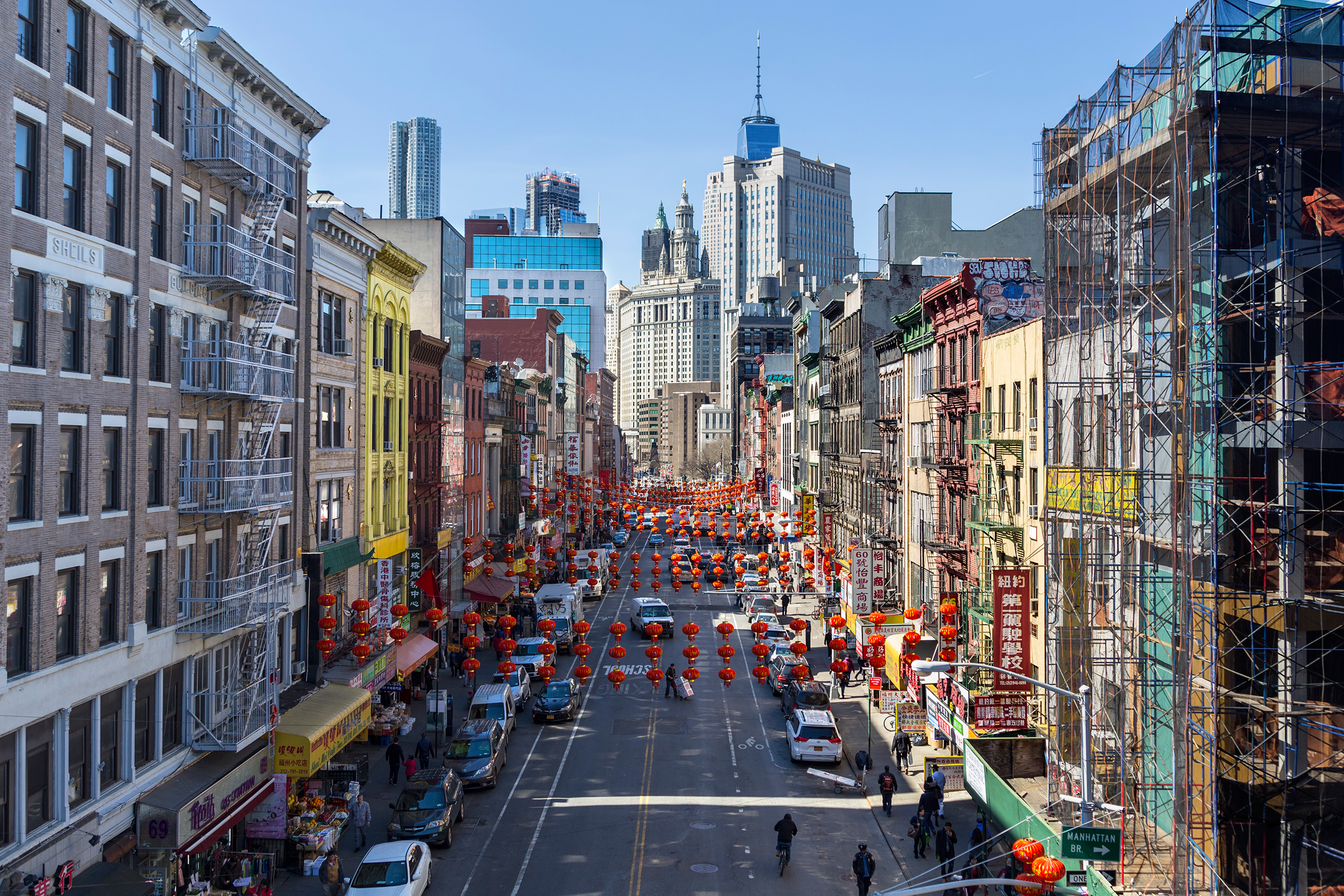 Explore the New Chinatown and Classic Chinatown