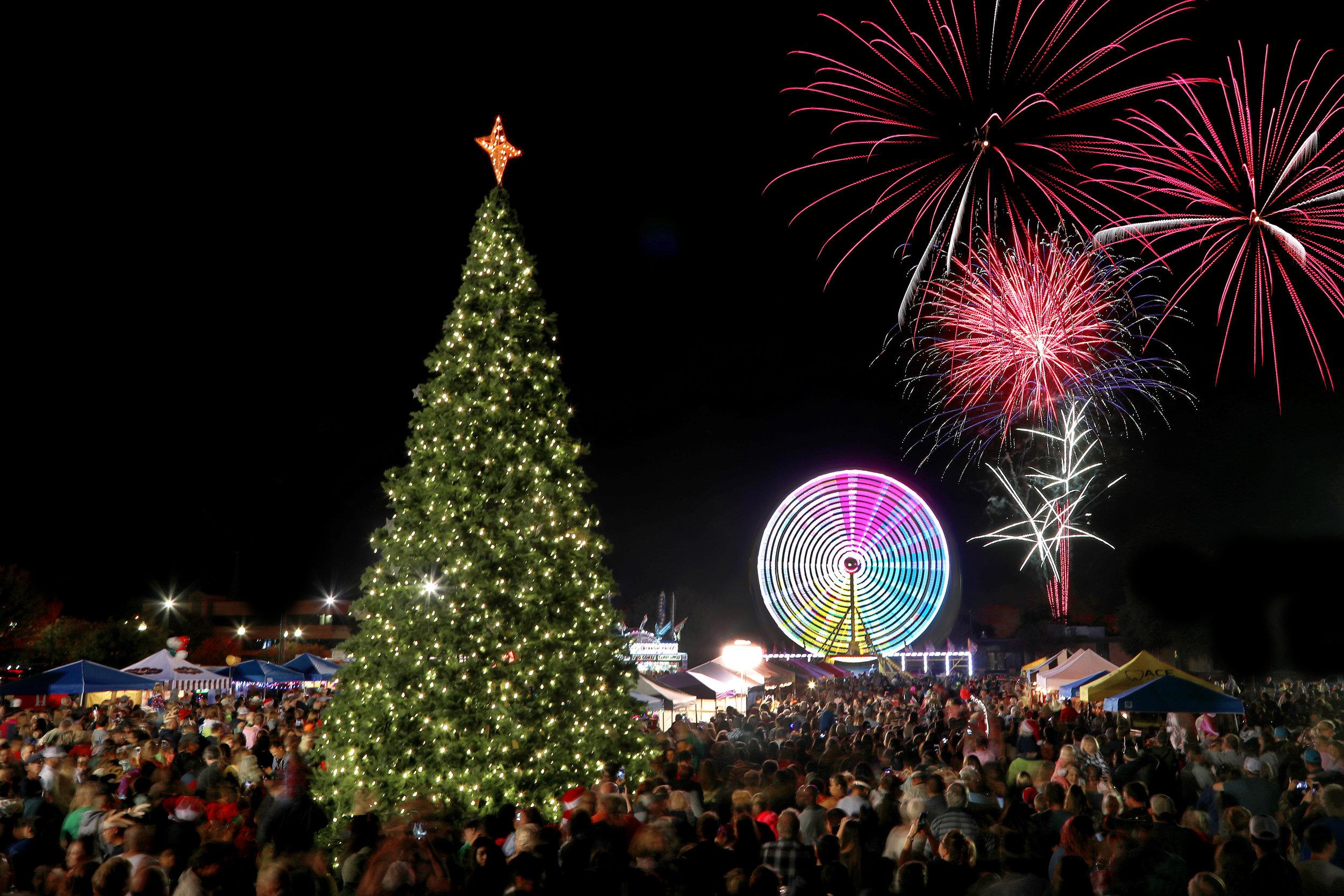 Christmas Lights In Waco Tx 2020 Waco Wonderland