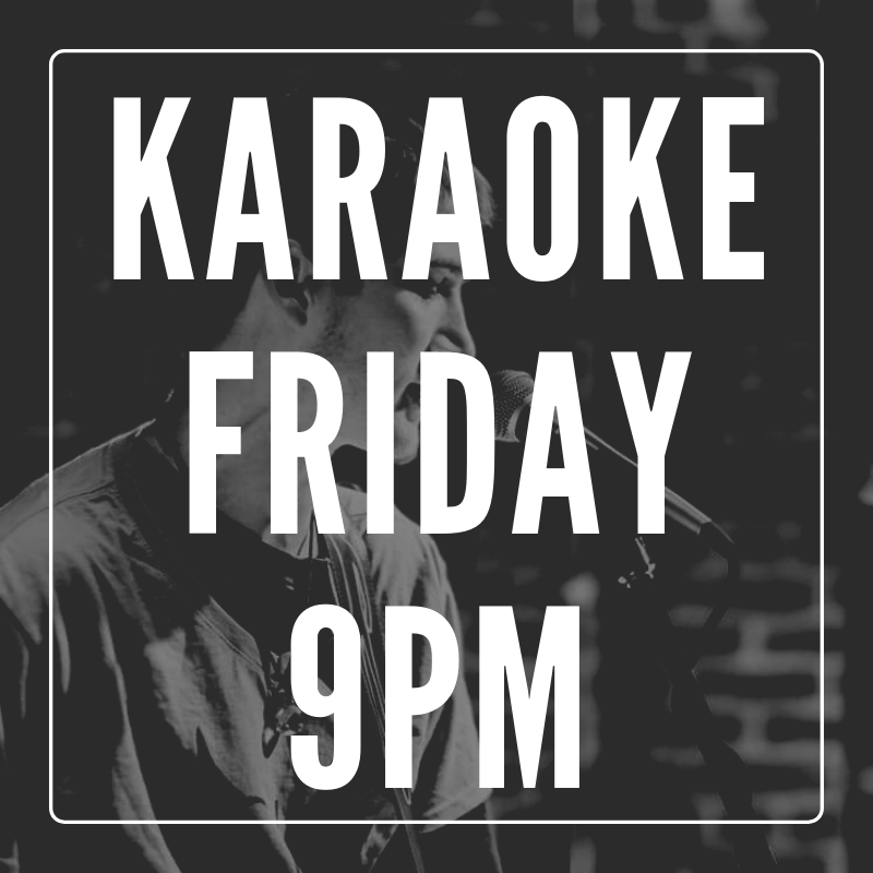 Black Friday Karaoke Rek Lis Brewing Company