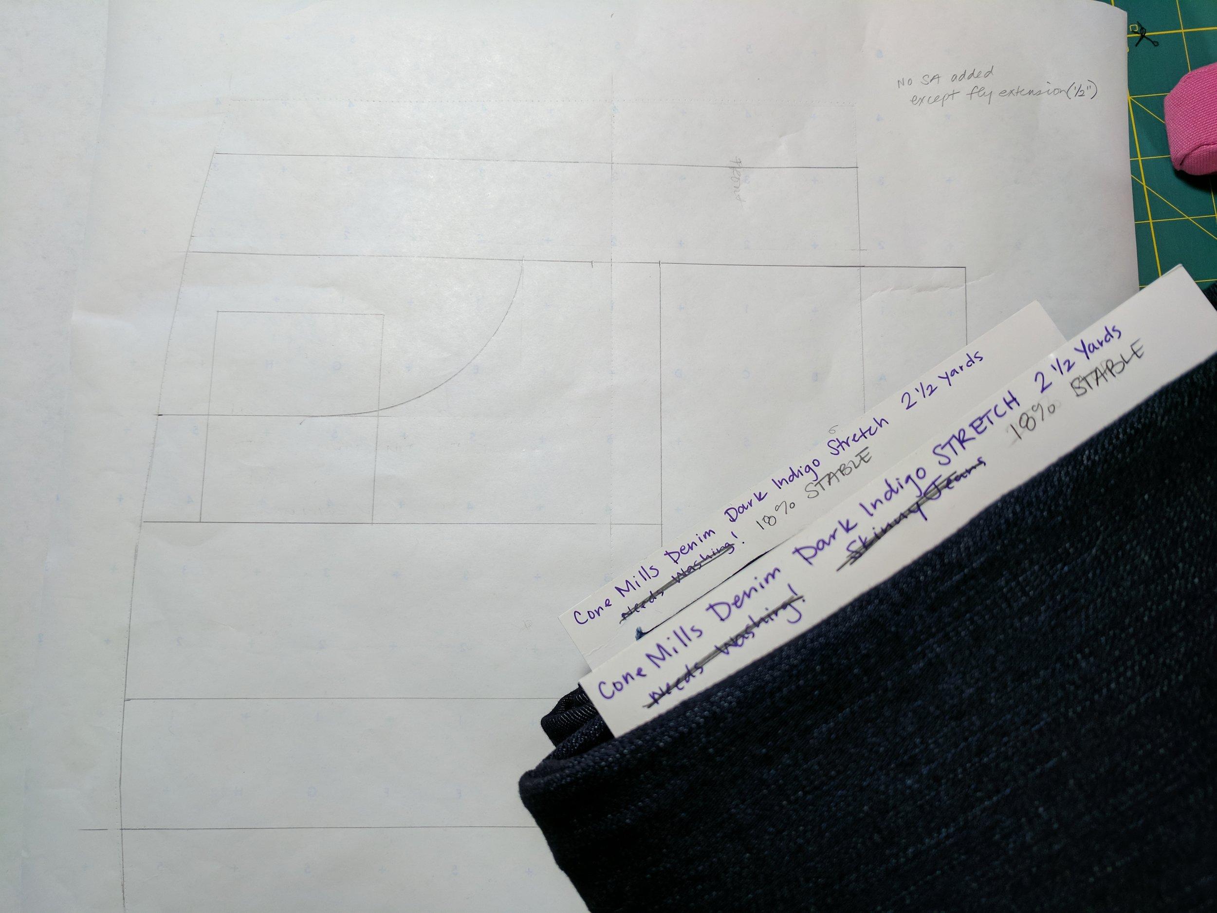 gee betty custom jeans