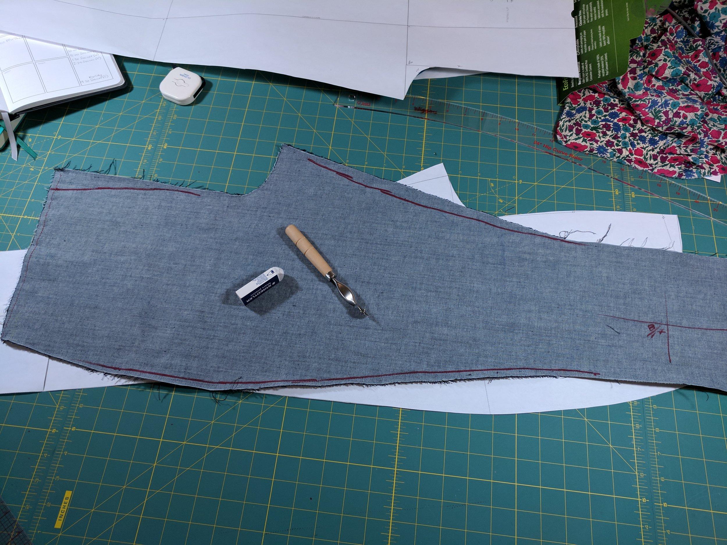 custom jeans portland gee betty designs