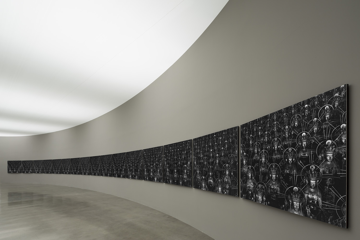 Pace Gallery, New York, 2016