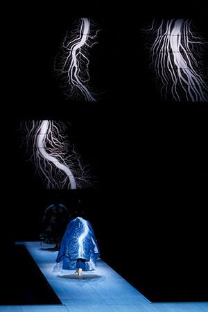 SAMBASO, Kamihisomiiki - OUR MAGIC HOUR, Kanagawa Art Theatre, Yokohama, 2011