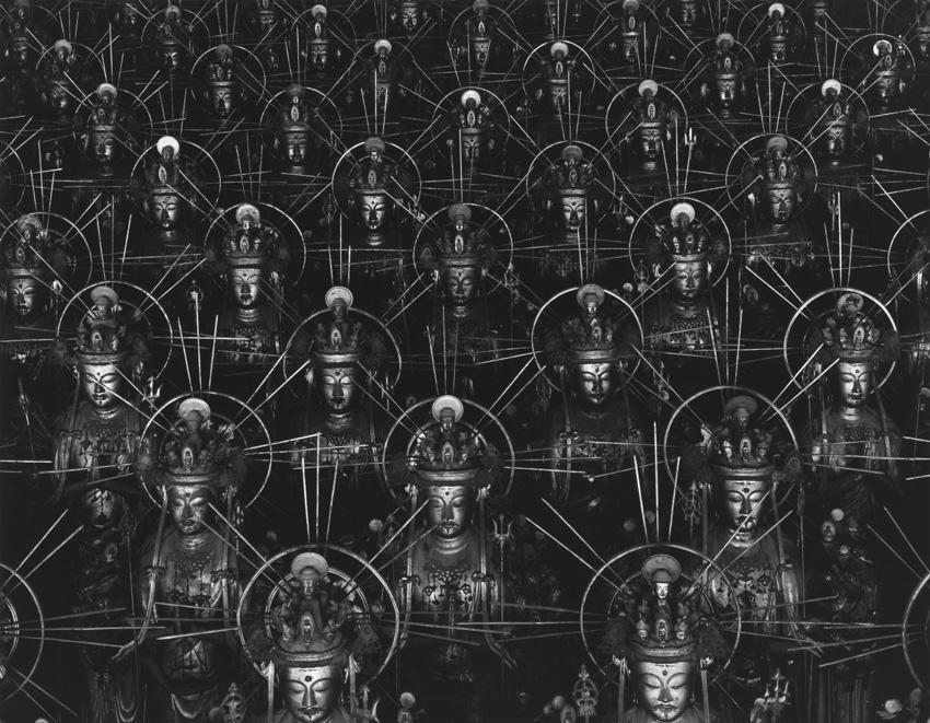 Sea of Buddha 003,1995