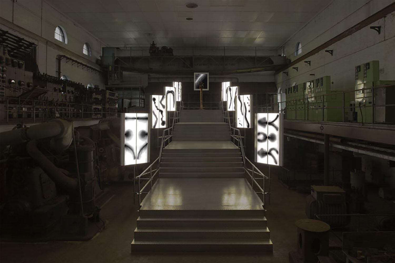 Installation at Sydney Biennale, 2010