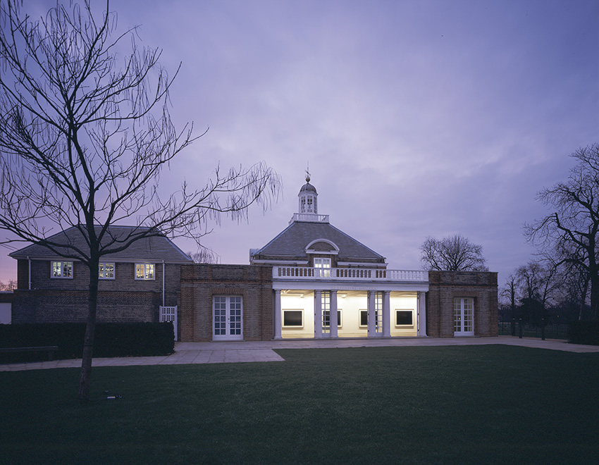 Serpentine Gallery, London, 2003