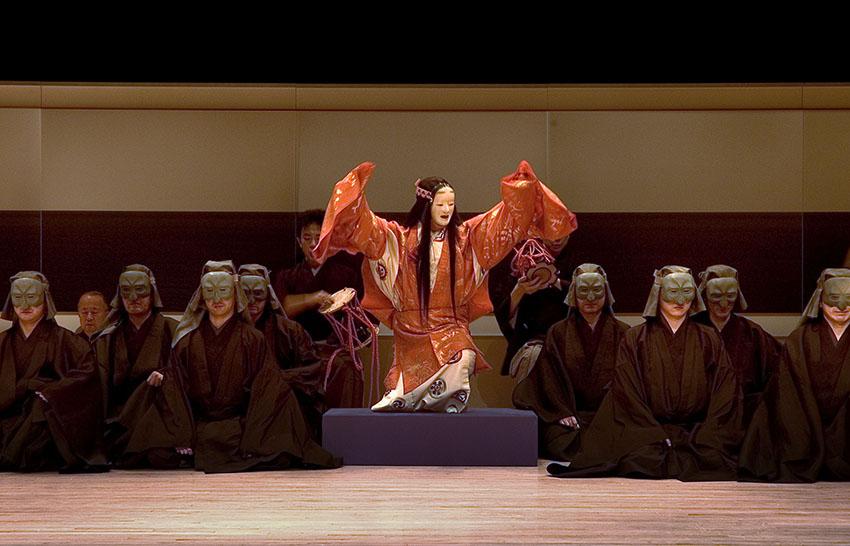 Hawk Princess (Takahime) , Japan Society, 2005