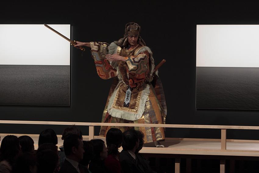 Hawk Princess (Takahime),  Mori Art Museum, Tokyo 2005