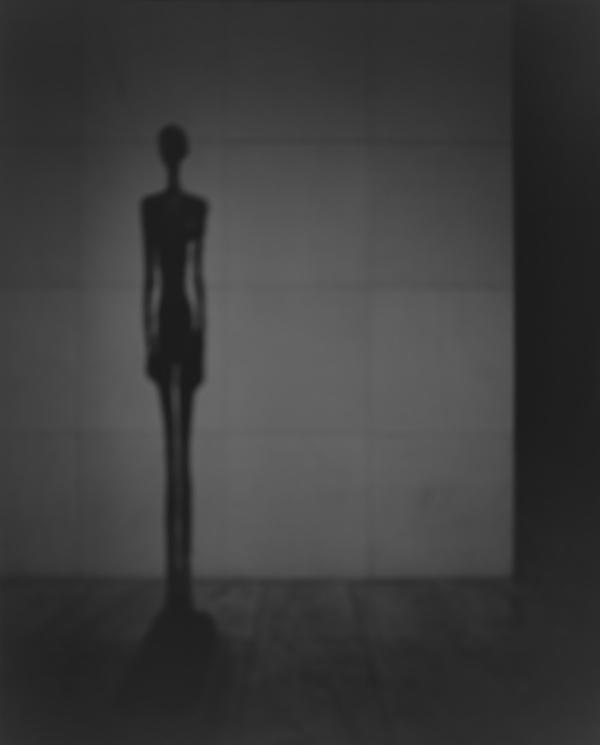 Past Presence 001, 2013 Tall Figure III, Alberto Giacometti
