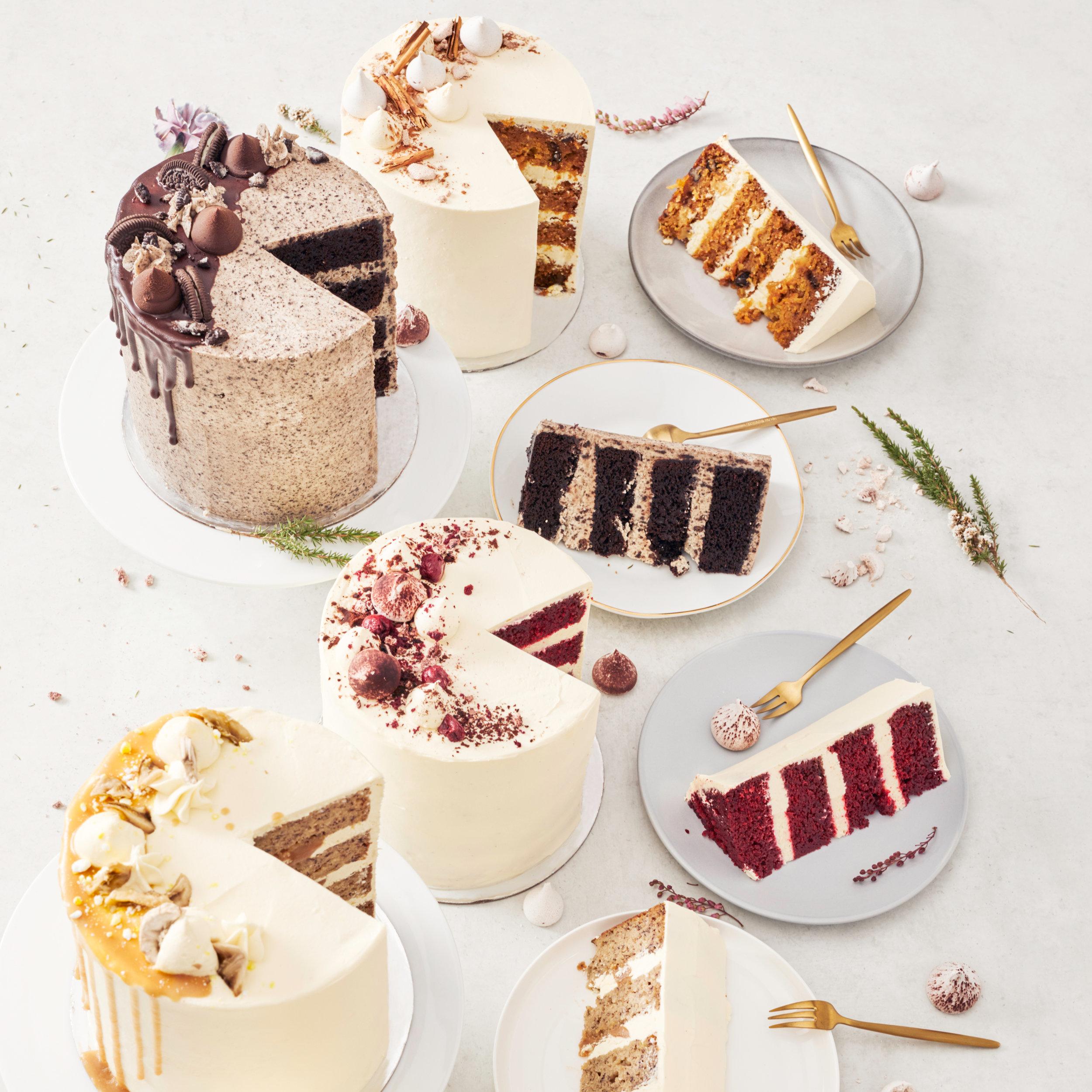 Order a cake online -