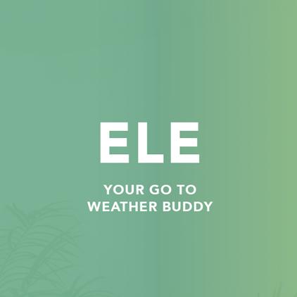 Ele Weather App