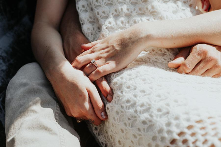 Meghan & Brandon  / Engagement