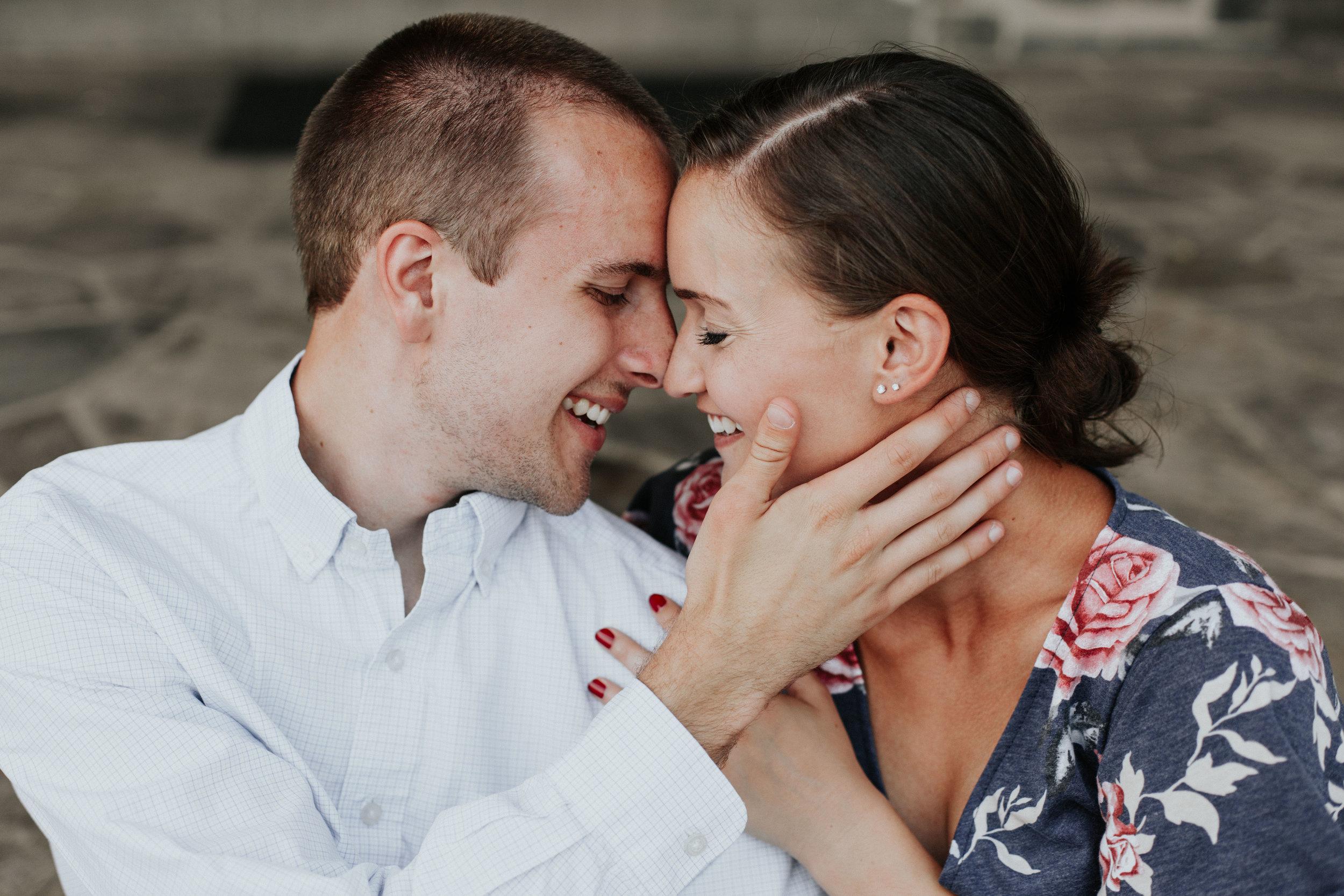 Amy & Pat  / Engagement