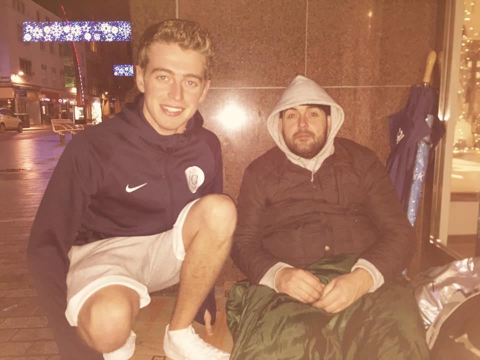Homeless Aware Photo