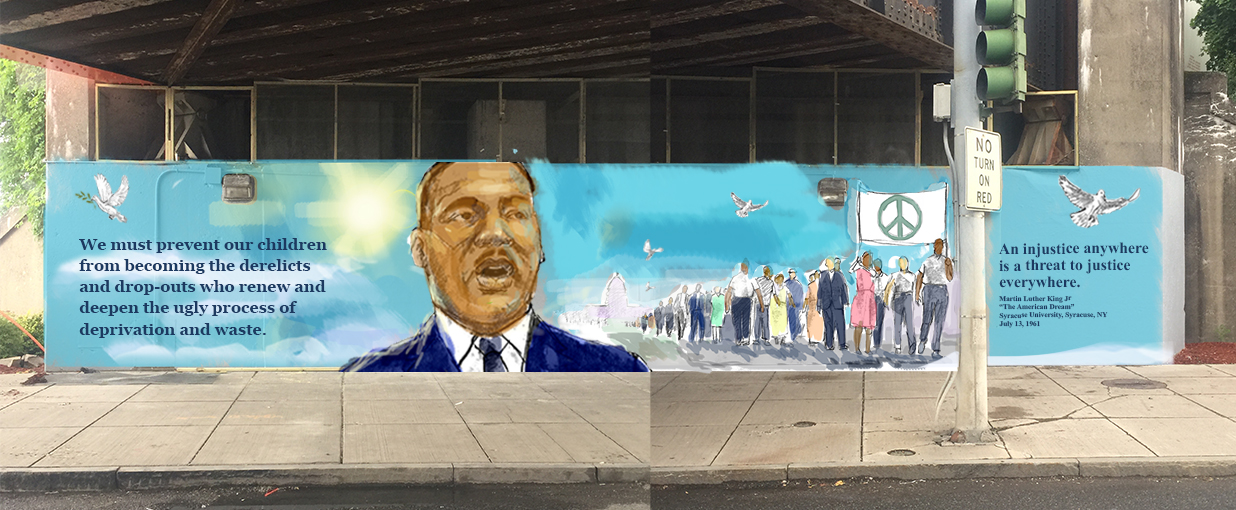 MLK digital mock up