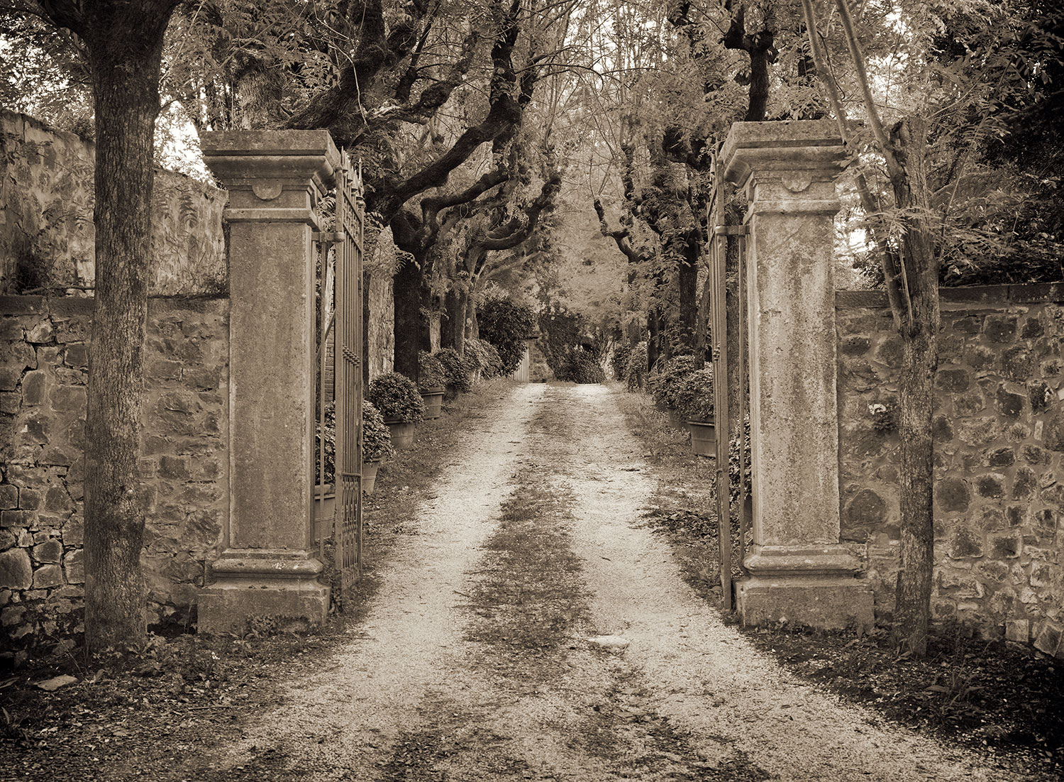 Gateway To The Old World