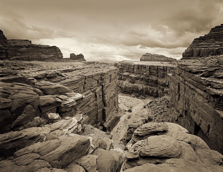 A Thousand Feet Above The Colorado