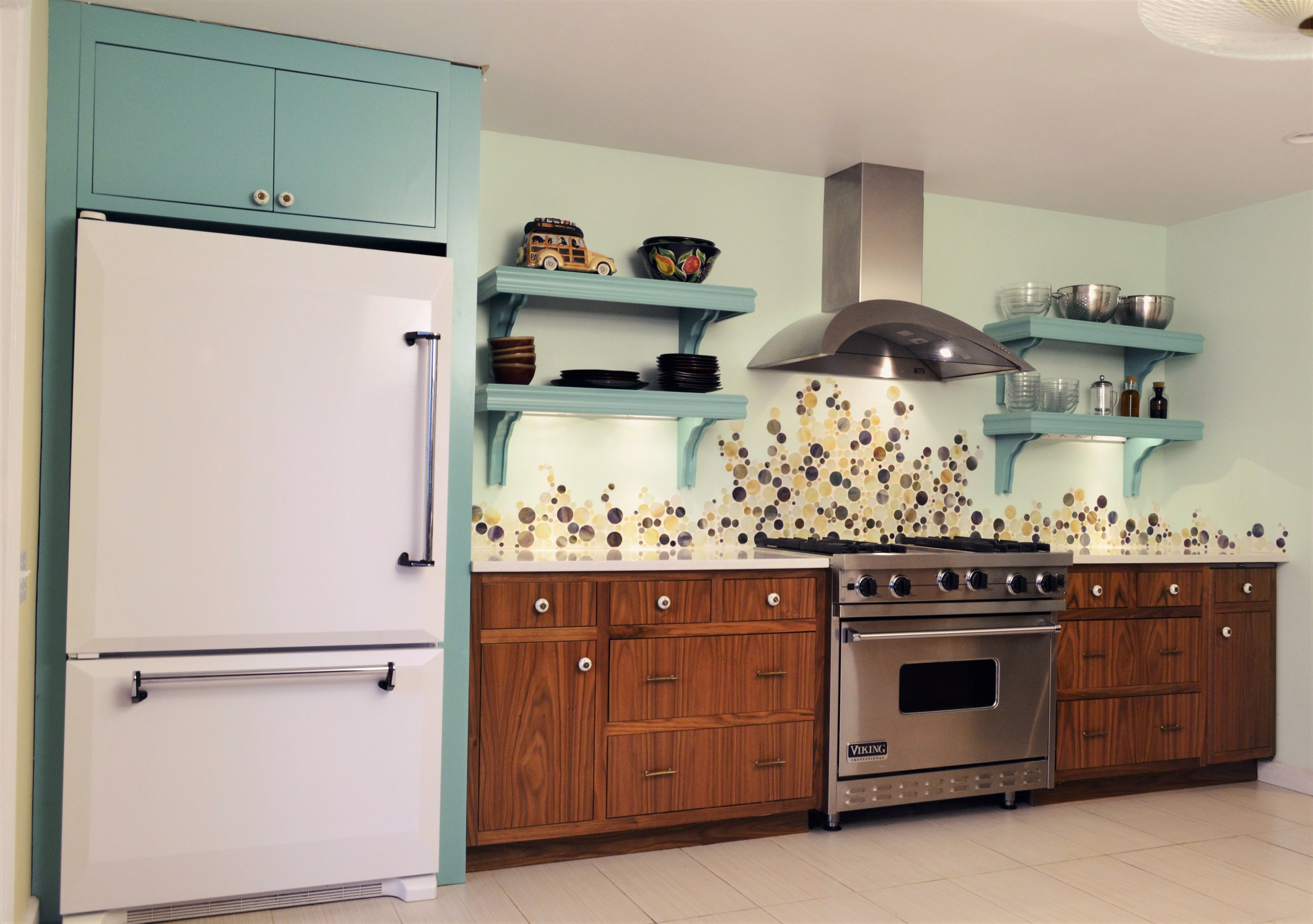 Bellevue kitchen appliance remodel