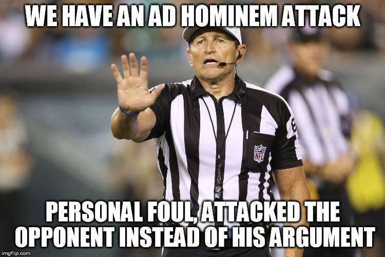 ad hominem flag on the argument.jpg