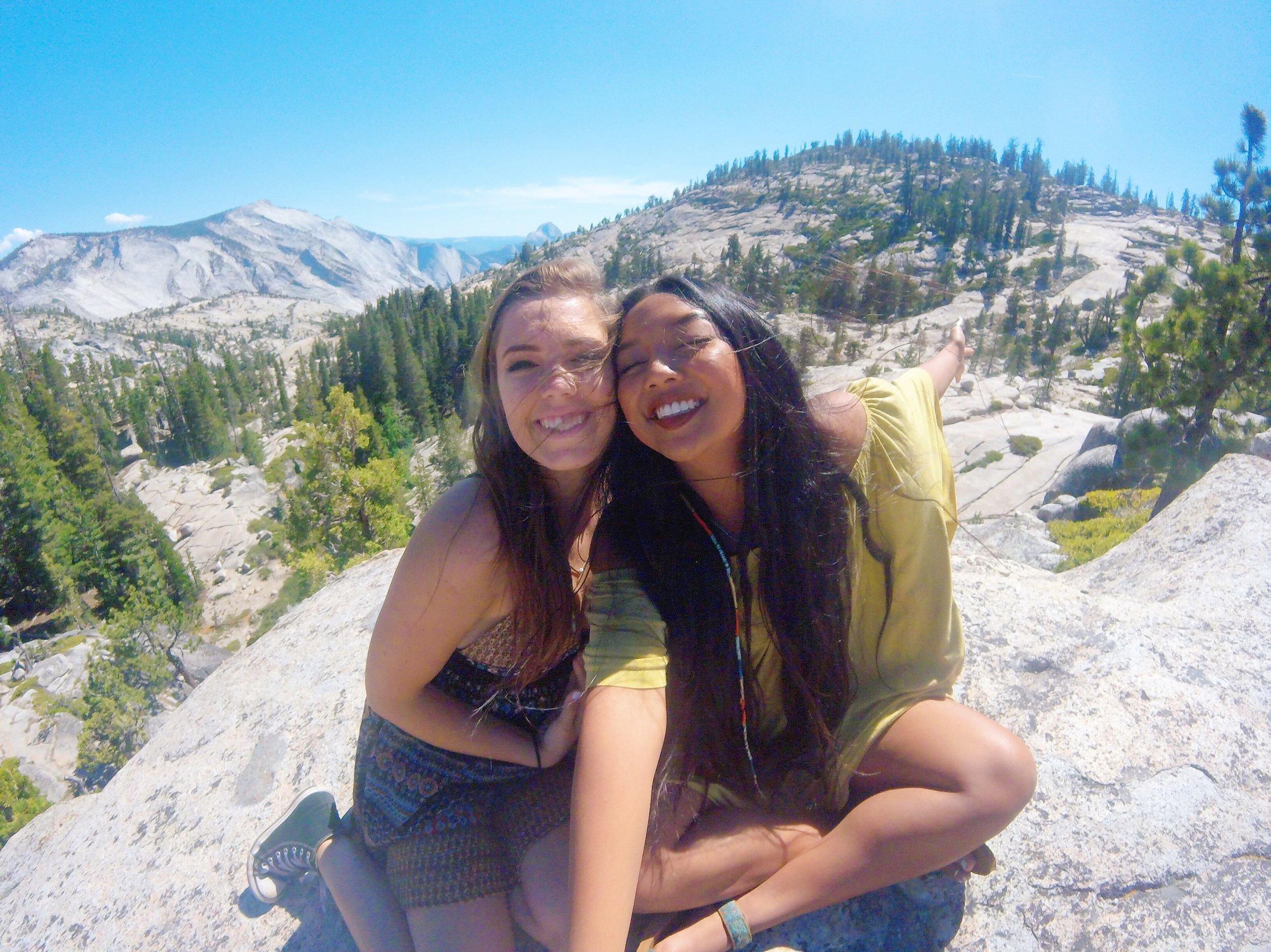A little bit of Yosemite!