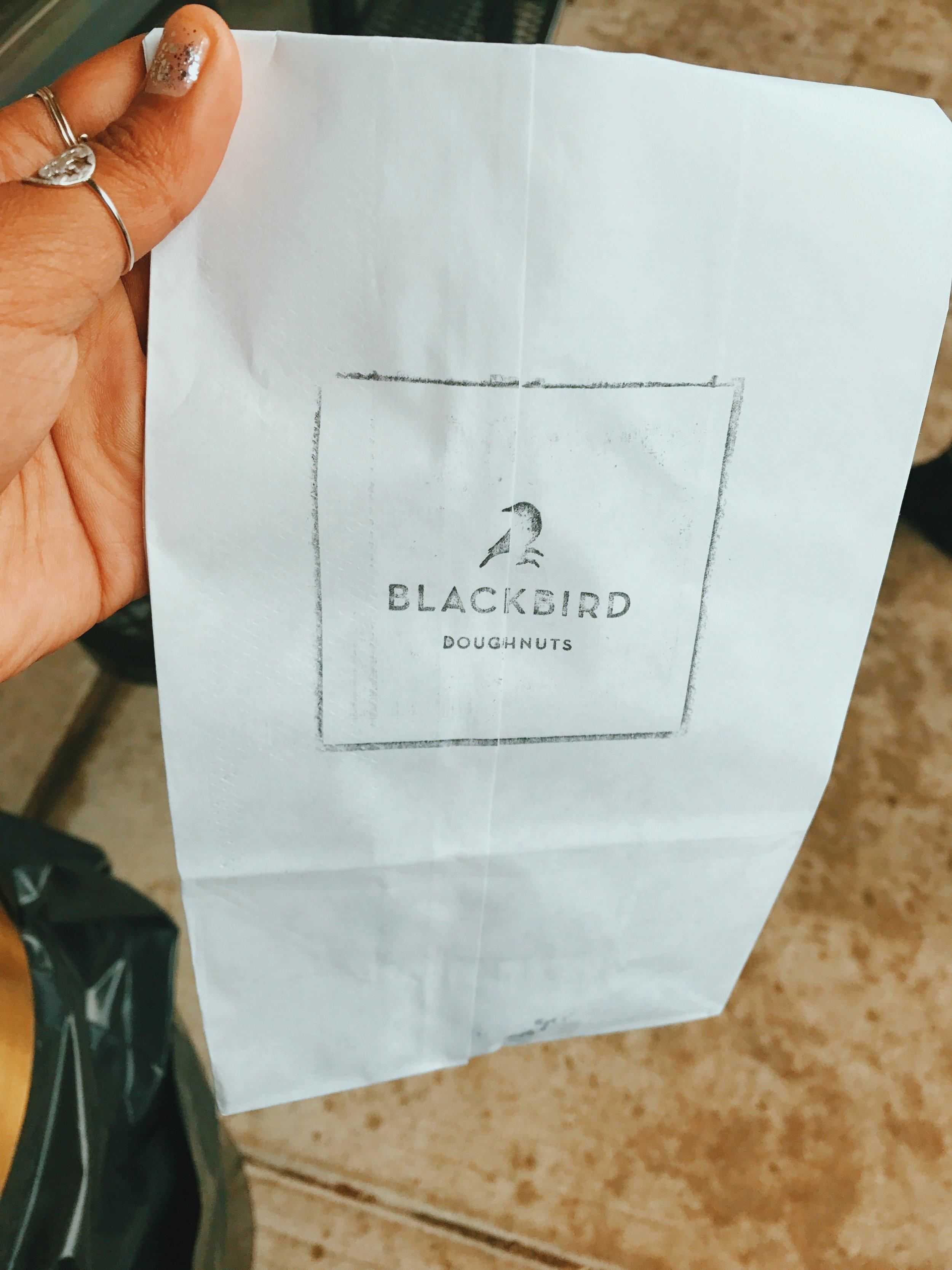 Blackbird Doughnuts