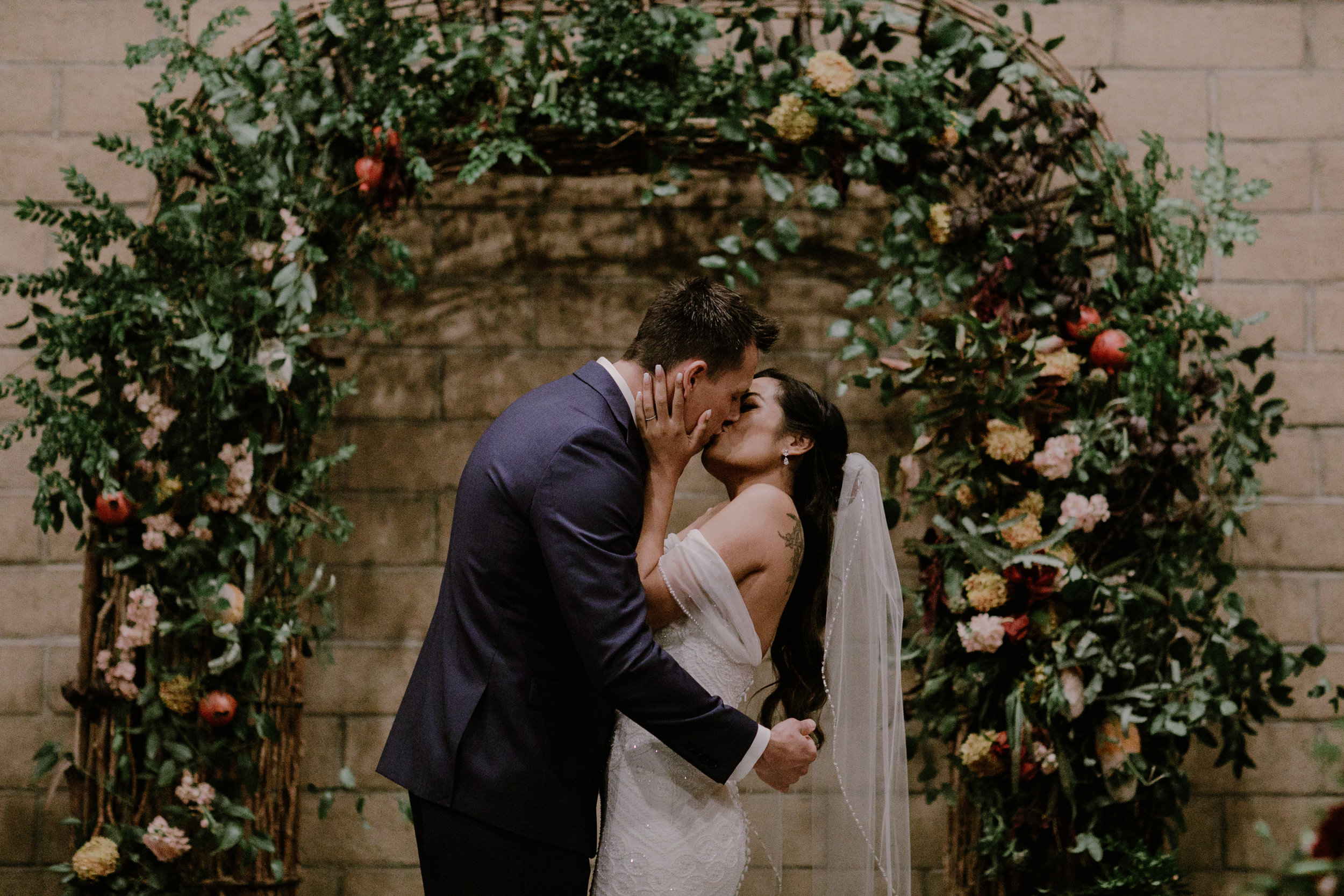 Through all the ups and downs of planning, keep imagining the most important part of the day: marrying your best friend! It will get you through.