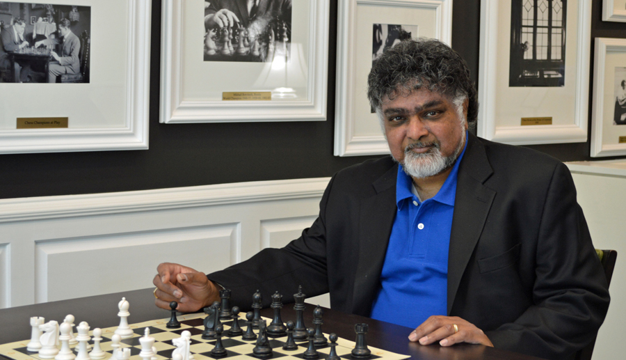 Photo Courtesy of the  National Scholastic Chess Foundation