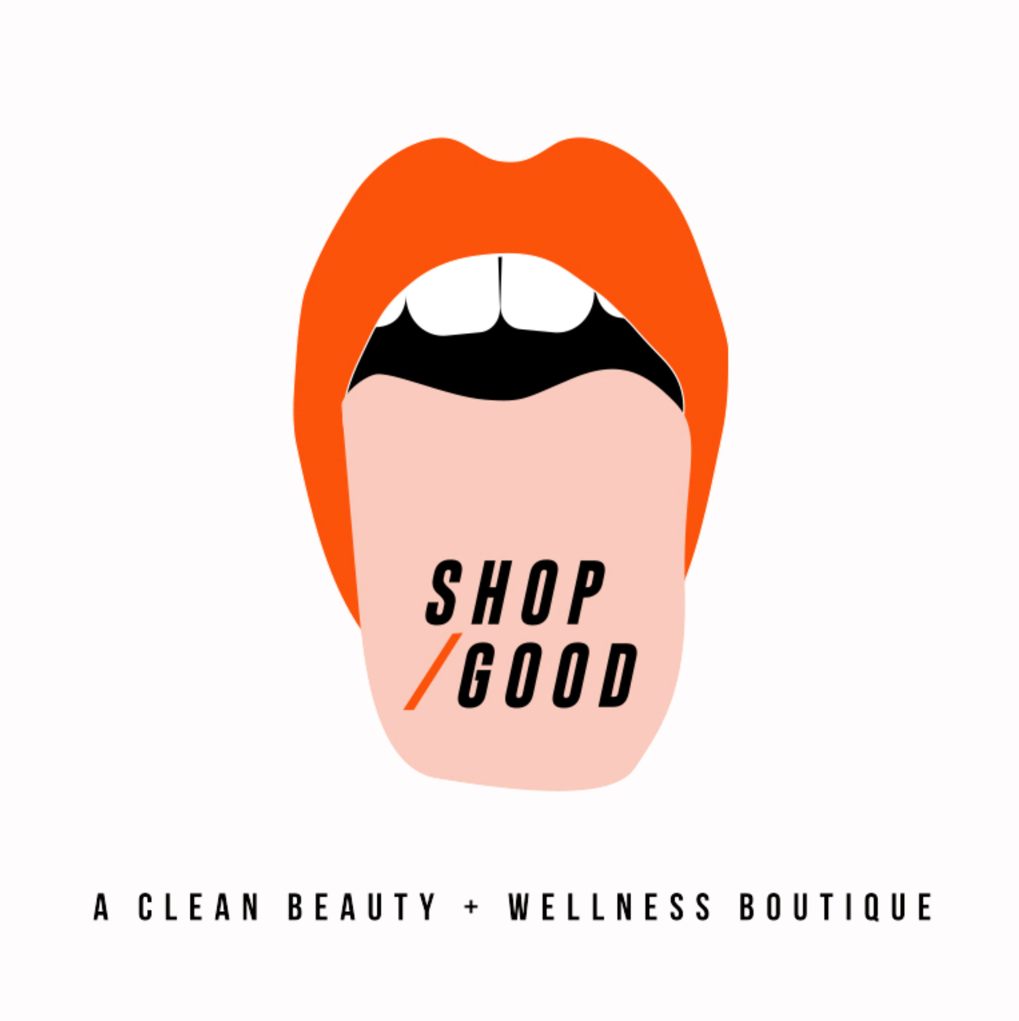 SHOP/GOOD - Good Life Co. launched the very first clean beauty + wellness shop in San Diego, CA.Kelly Robyn Co. worked with Good Life Co. to completely revamp their branding and spice it up with some playful design graphics. Kelly also designed the shops window display, curated the shops lounge area, wall decals, and fun merchandise for the shop. Kelly is also the product photographer for the shops most popular items.