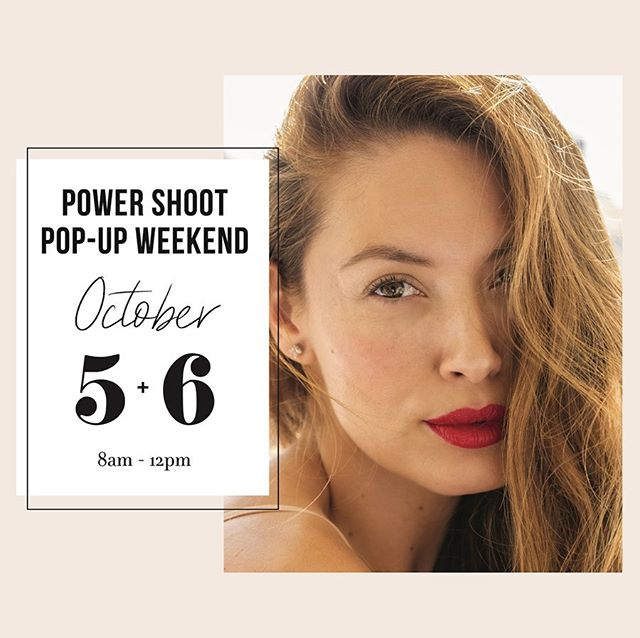 Calling entrepreneurs, bloggers + creatives! It's time for you to stand out, be the face of your brand, and show up for your audience in the most powerful way ✨Join me for a Power Shoot Pop-Up at my new Loft Studio in DTLA. Each session will last up to 20 min and will include 15 high resolution images in one outfit with complimentary retouching on 5 of your favorites. There are limited spots available so SIGN UP TODAY by clicking the [link in my bio]💫 #kellyrobynco #powershootpopup