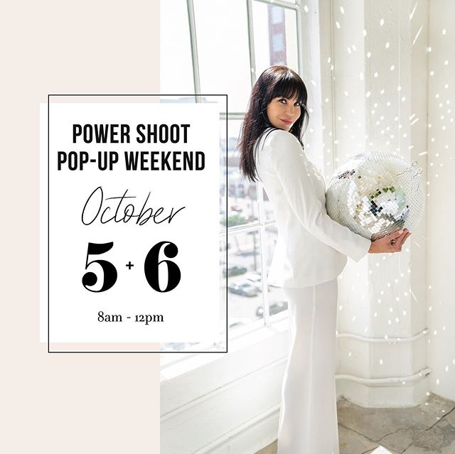 You're invited to my Headshots/Portrait Pop-up Event ✨this weekend✨ October 5th-6th! The location of the shoot is in my sun-drenched Downtown LA Photo Studio with amazing natural light 💫 Whether you need new headshots, portraits or new photos for your brand, websiteorsocial media presence, this event is perfect forEntrepreneurs, Creatives, and Bloggers! SIGN UP TODAY to snag one of the last remaining spots! Click the link in my bio to sign up. ✨ #kellyrobynco . . . . . . #portraitphotoshoot  #businessportraits  #naturallightphotographer  #rawimages  #letsshoot  #lafashionphotographer  #lacreatives  #editoriallook  #rawartistsla  #lablogger  #losangelesblogger  #losangelesinfluencer  #instaworthyla  #lablog  #losangelesfashionblogger  #laheadshots  #professionalphotoshoot #losangelesportraitphotographer  #headshotphoto  #losangelesheadshots  #professionalheadshots  #bookashoot  #headshotsphotographer  #professionalheadshot