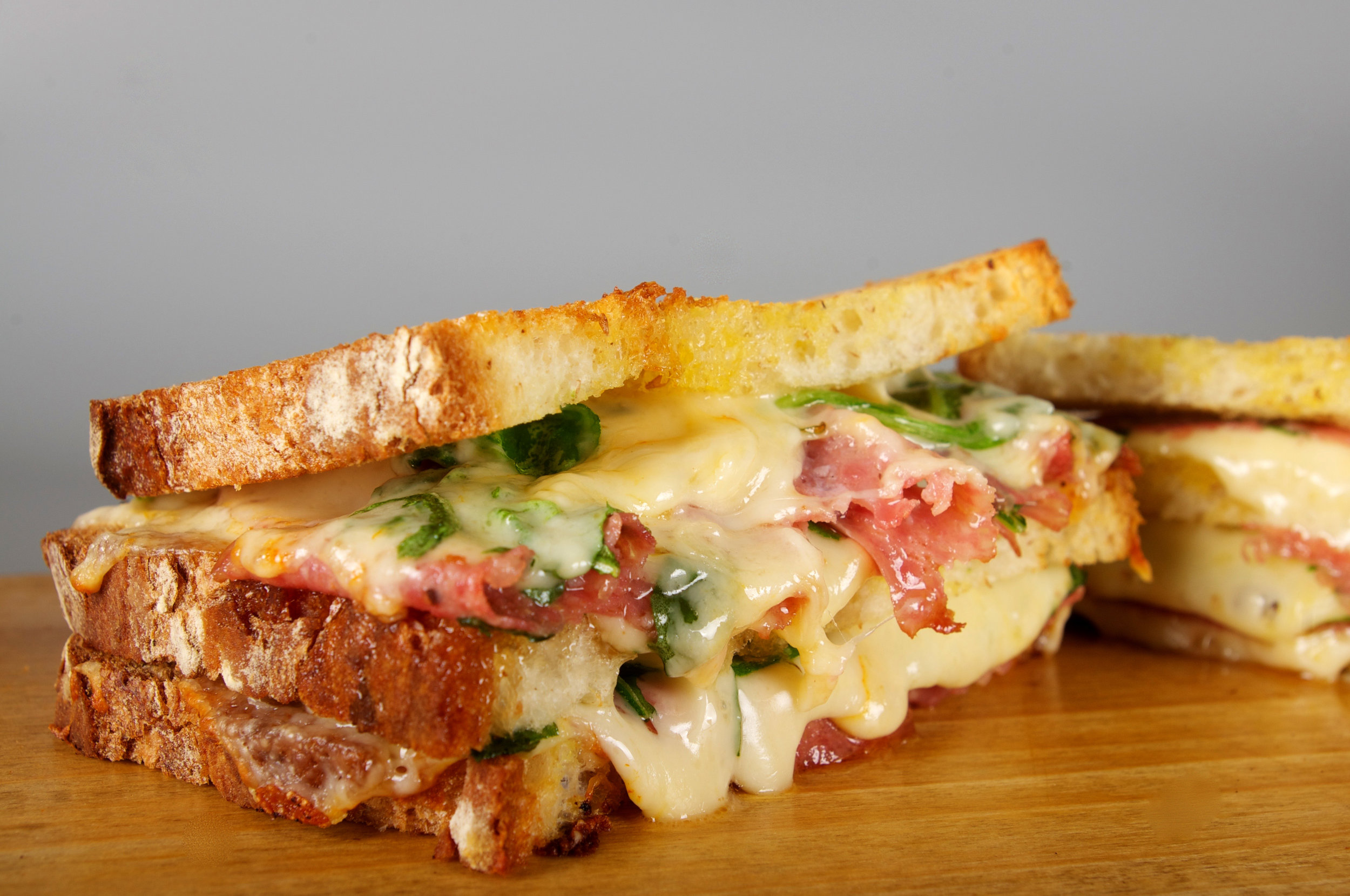Grilled Cheese -