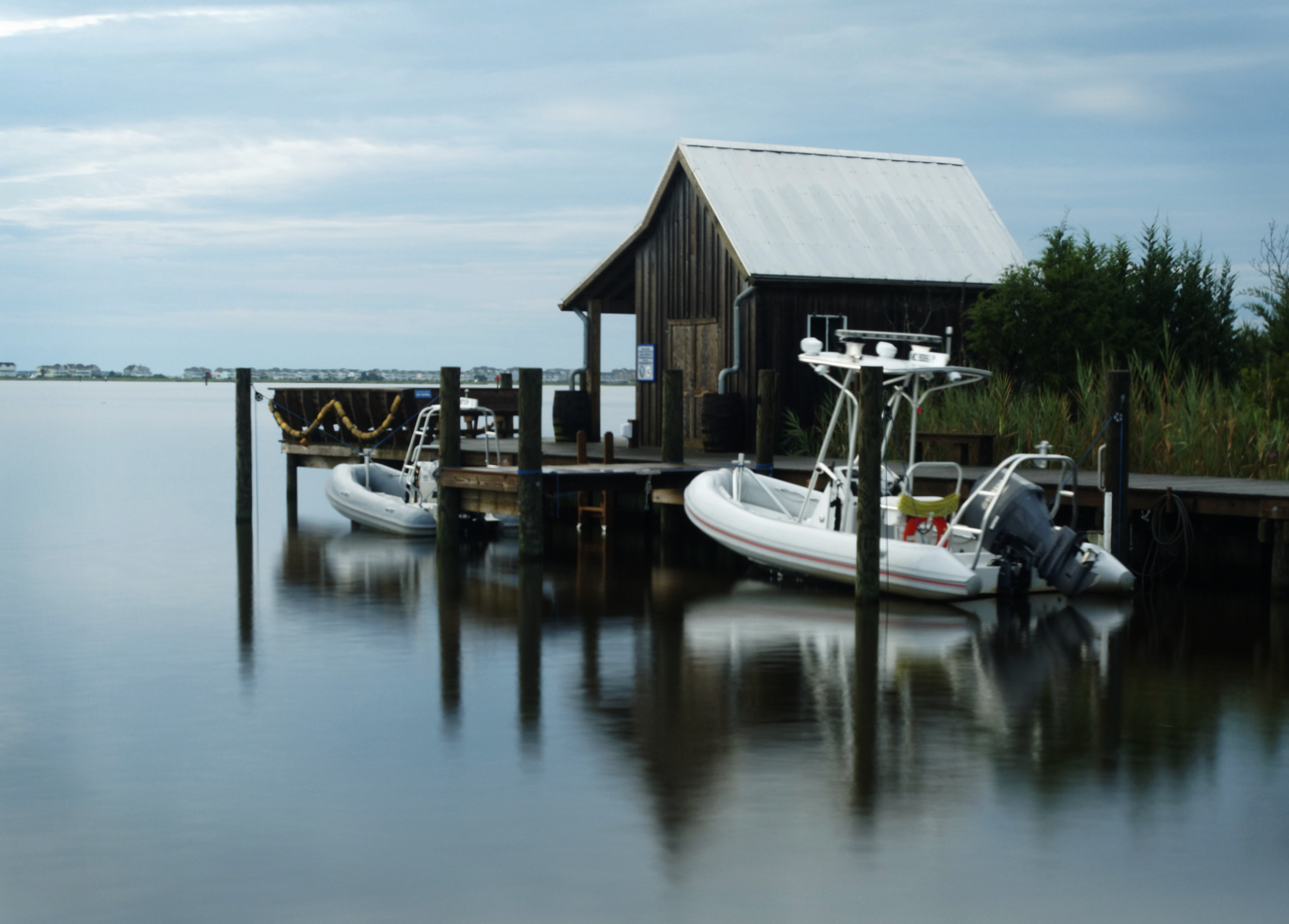 Manteo Harbor