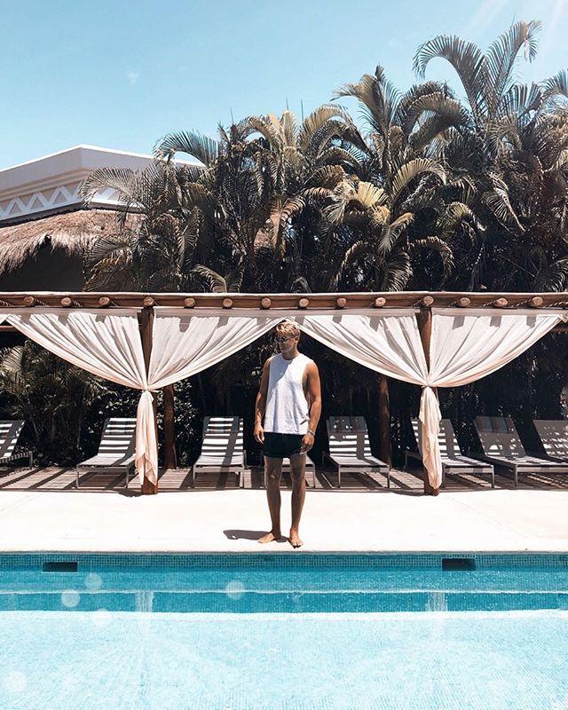 Cabana Life 🇲🇽 . thanks for the stay @grandrivieraprincess