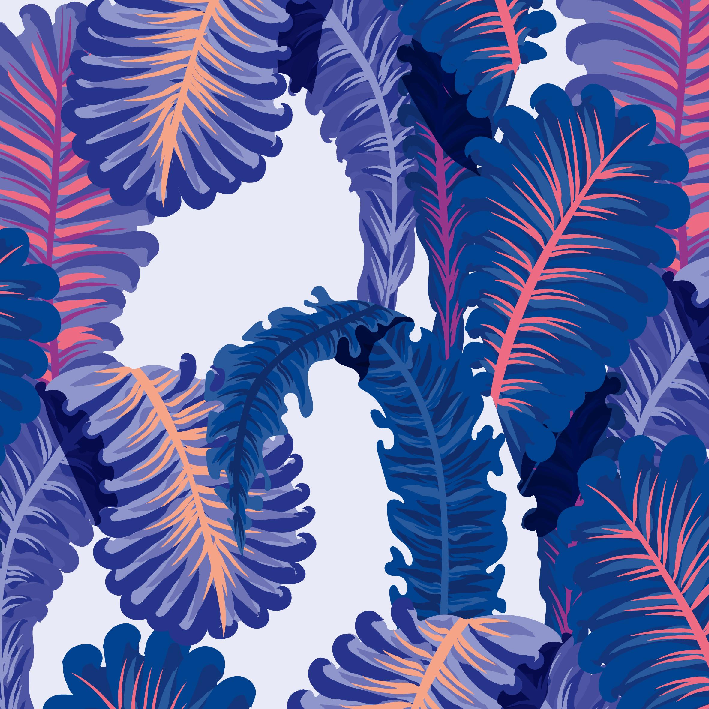 motif-algues-marines