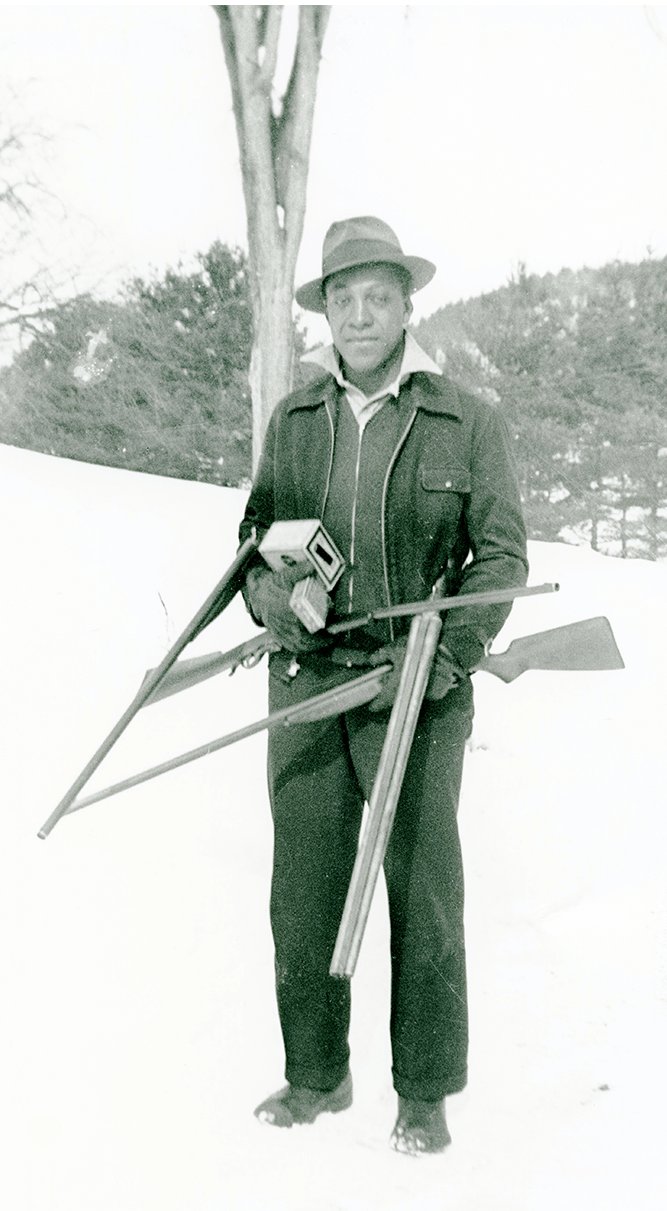 Tom was an avid outdoorsman, and he credited much of his knowledge of the outdoors to his father and the Boy Scouts. Tom states that although he never became an Eagle Scout, he had fun teaching others, and he remained in the organization for over forty years, serving as not only a scoutmaster but as a member of the Council Executive Board.