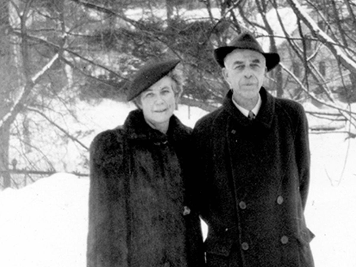Bessie and LeRoy Thomas