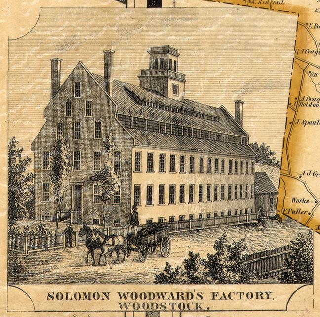 Solomon Woodward Woolen Mill map detail 1856 copy.png
