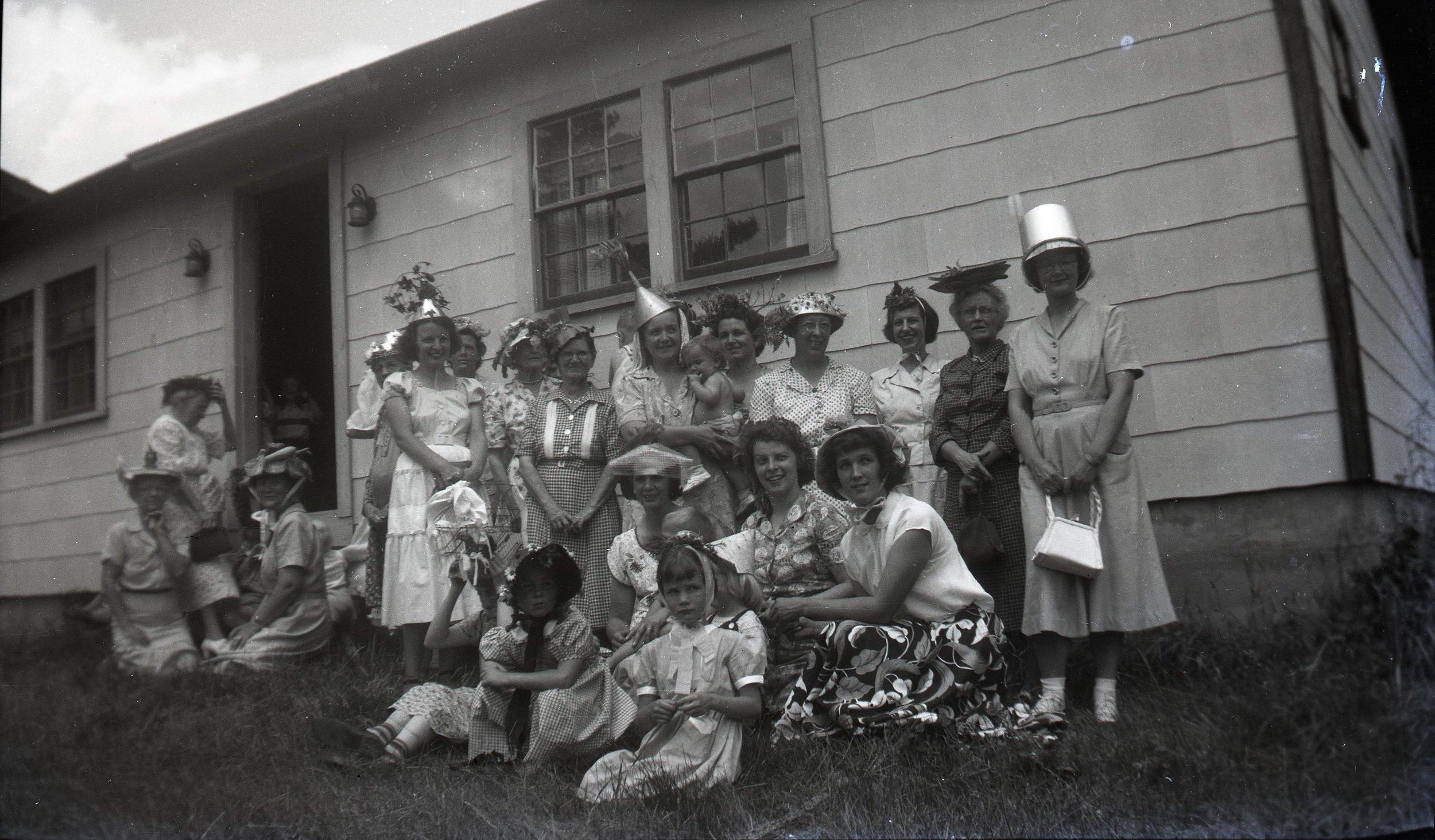 Prosper Homemakers Meeting -