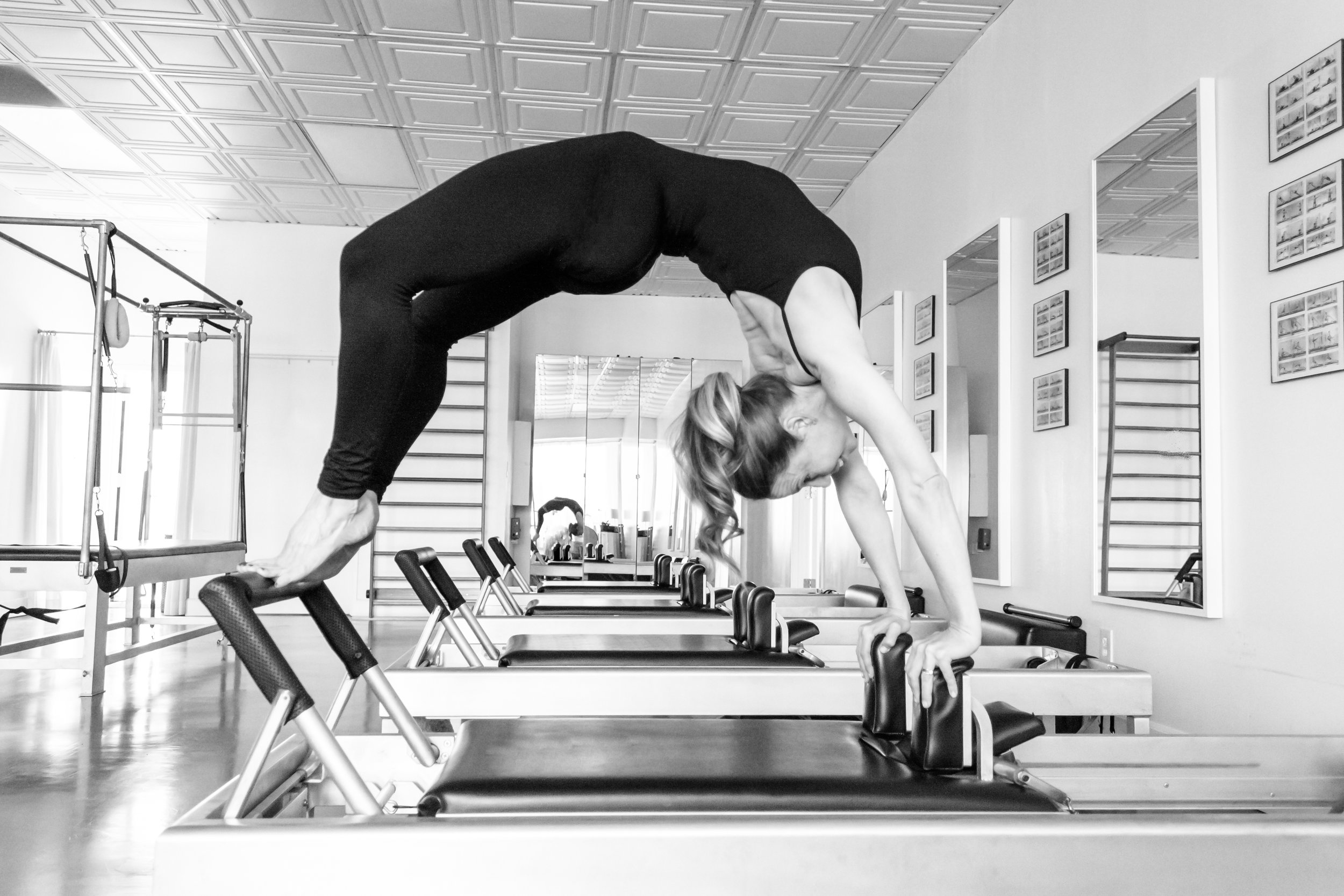 PILATES MAKES BETTER BODIES