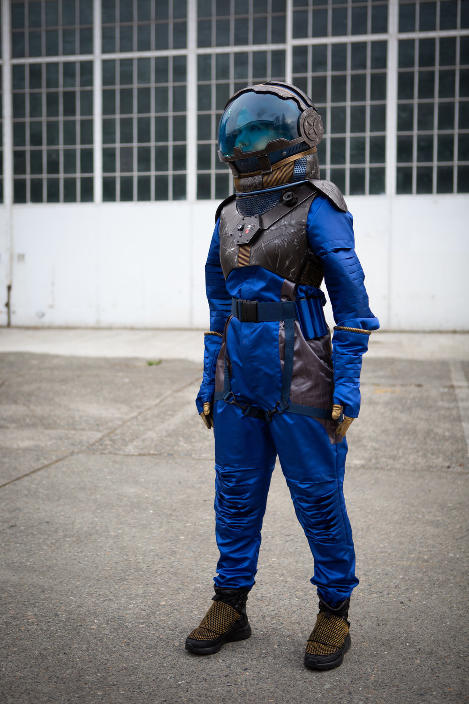 spacesuit — SOPHY WONG