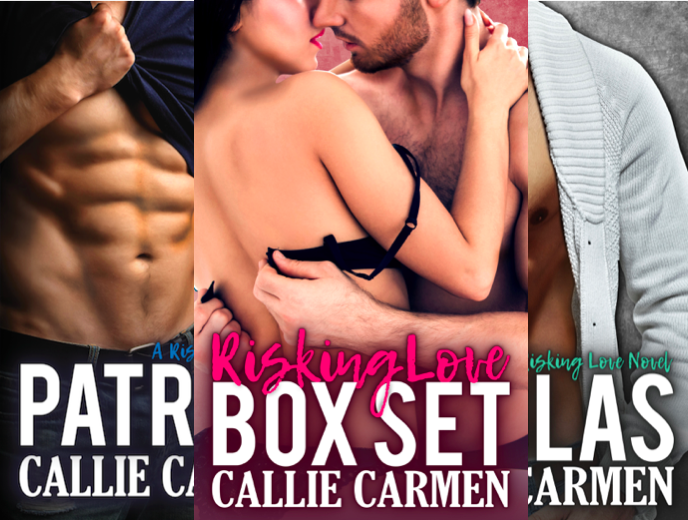 Boxset includes book one & two in the Risking Love series and sells at a sale price   http://getBook.at/CravingLoyalty