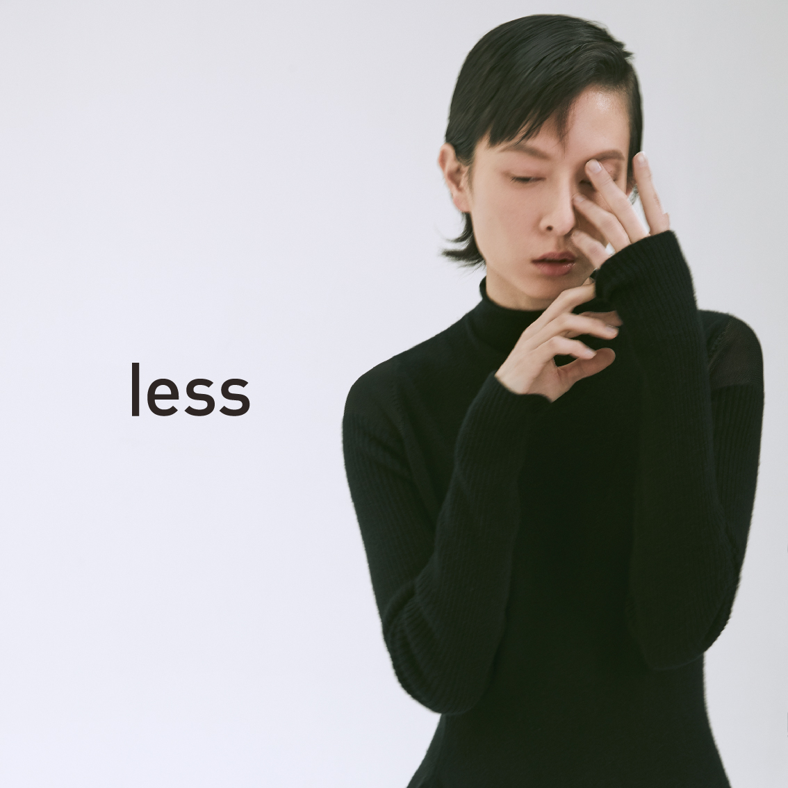 """/ less - The Group acquired """"less""""in 2011, a new office ladies' clothing brand, promoting """"less is more"""" as its core idea about life, with its origins in the design philosophy of world-famous architect Ludwig Mies Van der Rohe. As its slogan suggests, this brand represents a new generation of office ladies who are independent, rational and keen on a delicate but simple lifestyle. The brand's design concepts are continually based on the goals of """"Simplified, Refined, Independent, Rational"""", releasing products of high quality and services as well as building a group of fashionable metropolitan women who are capable, knowledgeable, restrained and generous. These designs appeal to authentic, independent, and emotive patterns of conduct that emerge in the workplace, and have received the endorsements of numerous prominent women."""