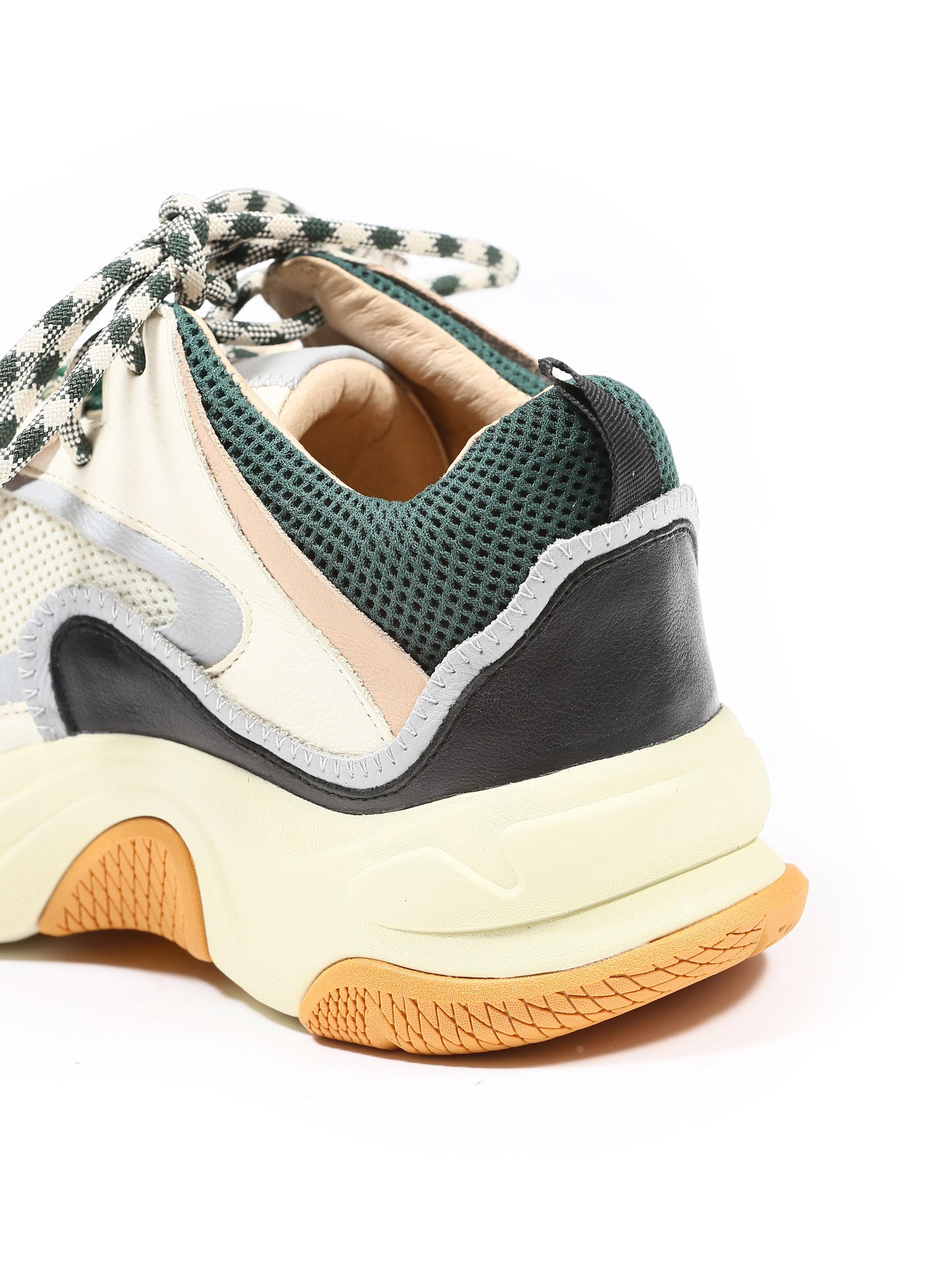 Color Block Sneaker — JNBY