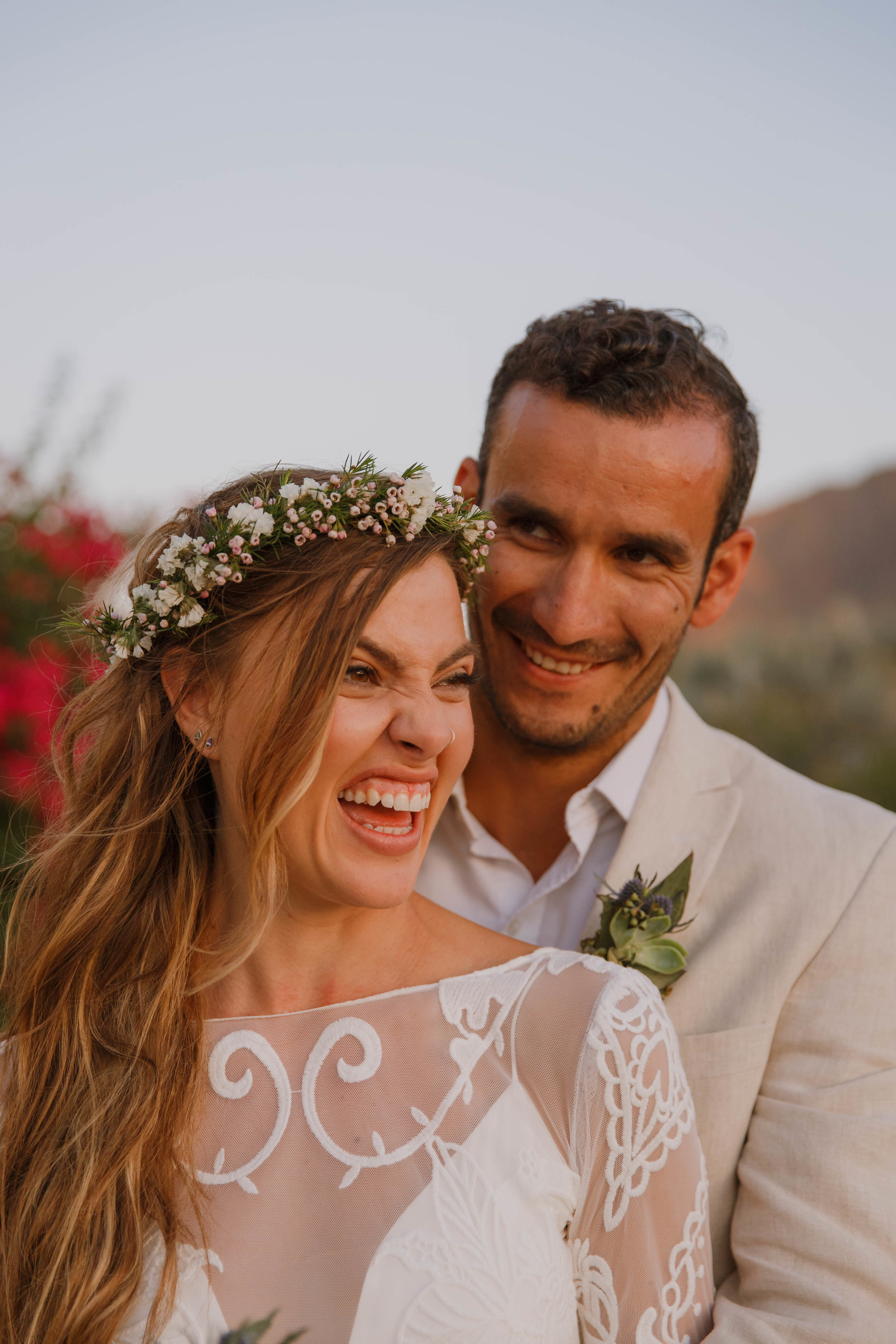 Arizona Bohemian Wedding Photographer Elizabeth Tsung Photo