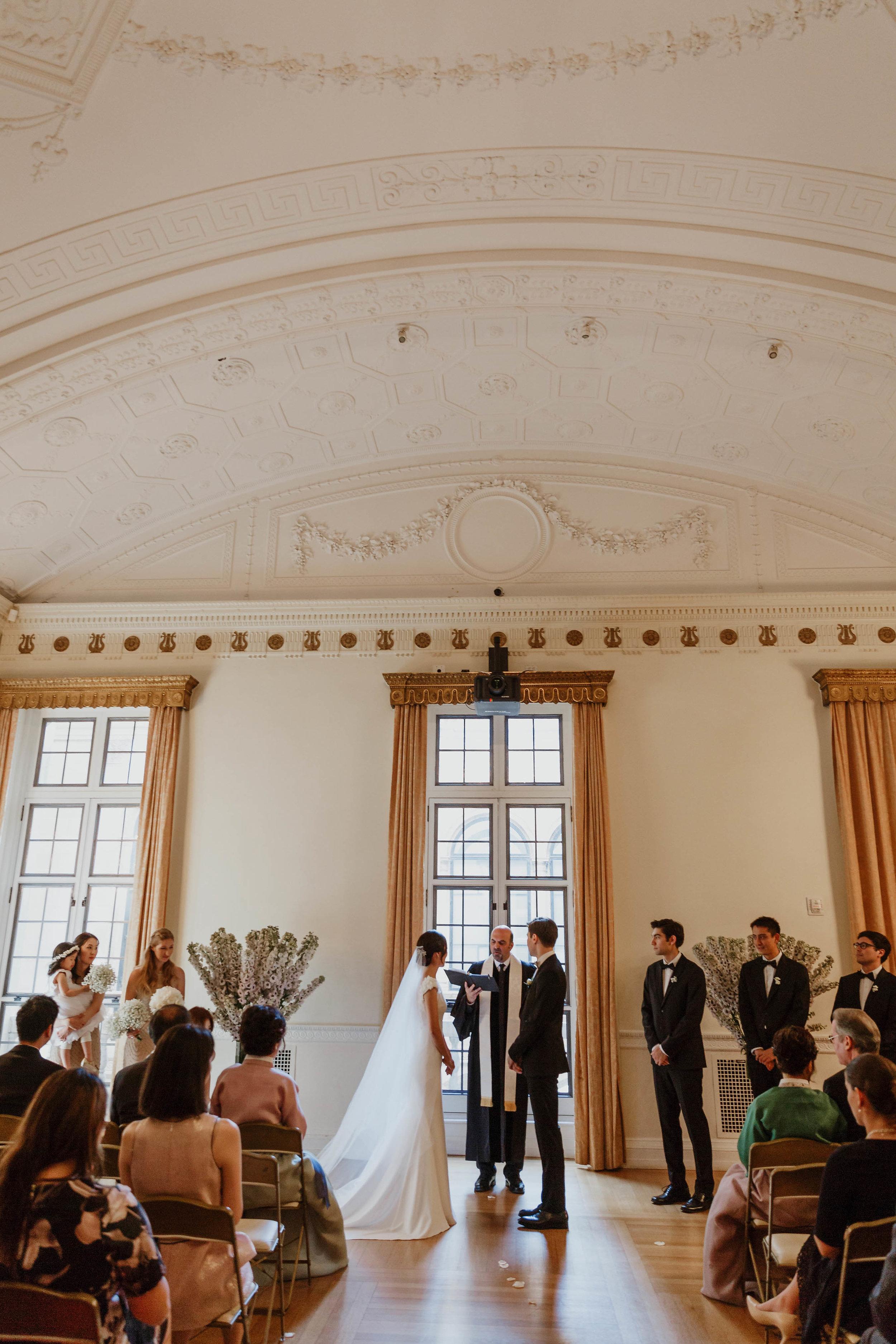 otto khan mansion wedding photographer elizabeth tsung photo