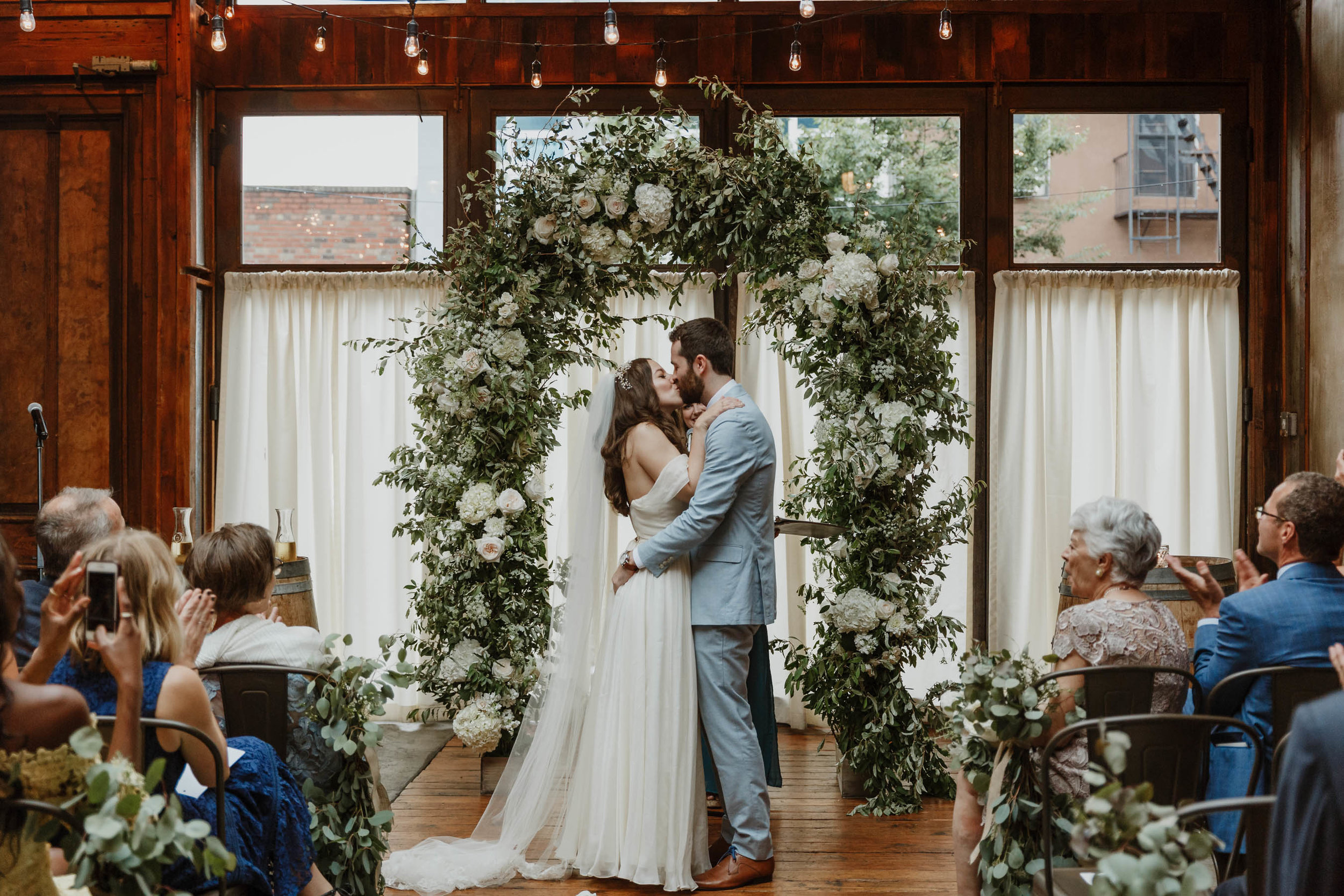 Rustic New Jersey Wedding