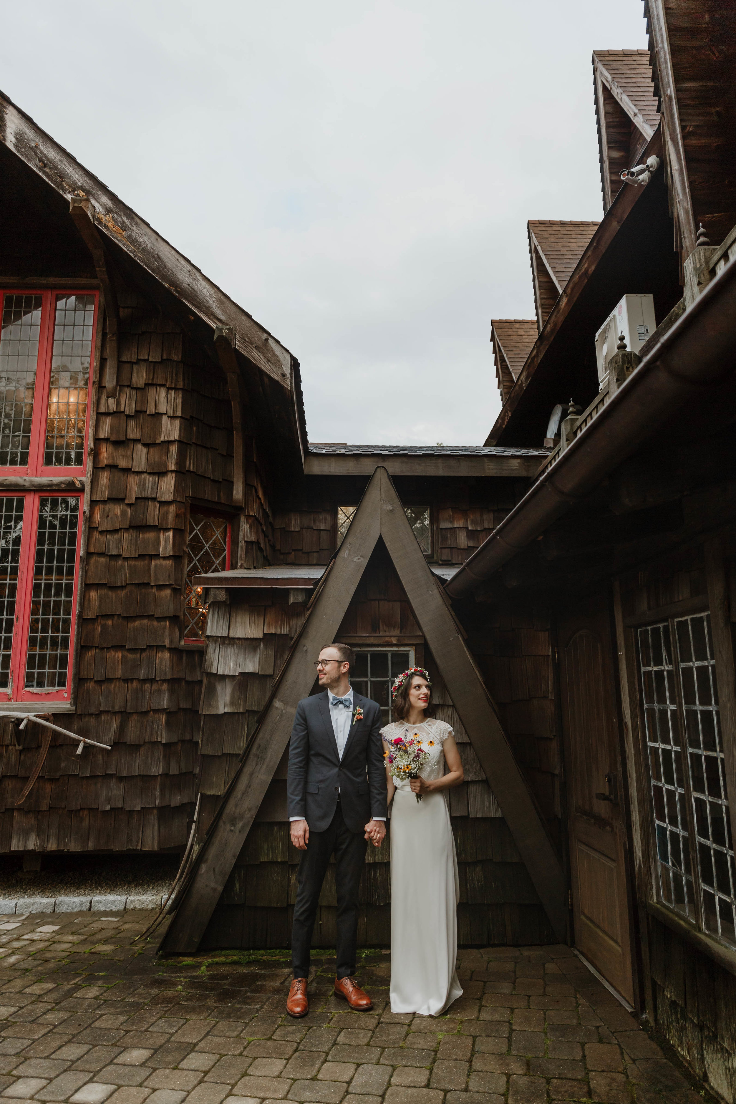 Gothic Castle Wedding