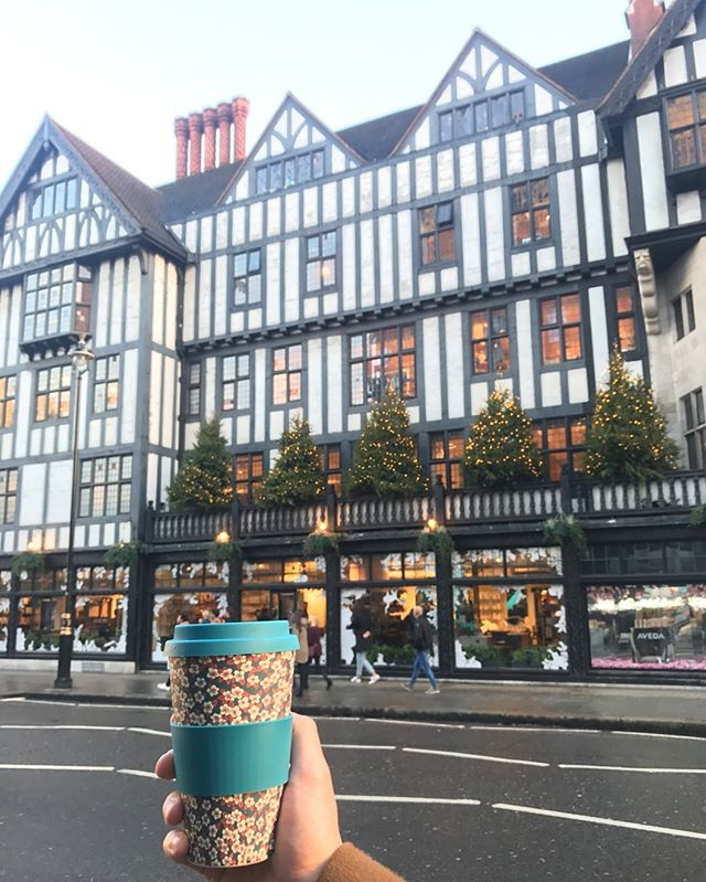 All I want for Christmas is... YOUUUUUUUUU!!!! And now that you've got one... it's Happy new year from everyone at Cupthemarket!! Lots of love ❤️@libertylondon