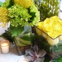 Composite Centerpieces