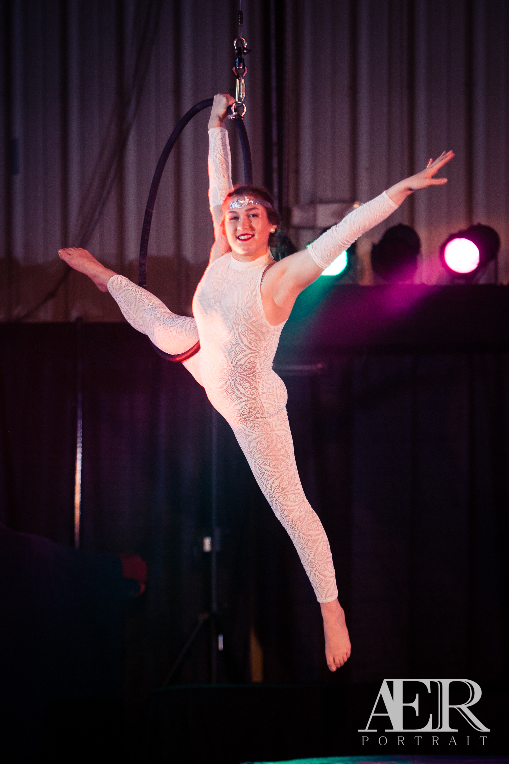 Louisville Performing Arts Photography - Turners Circus - AER Portrait 9